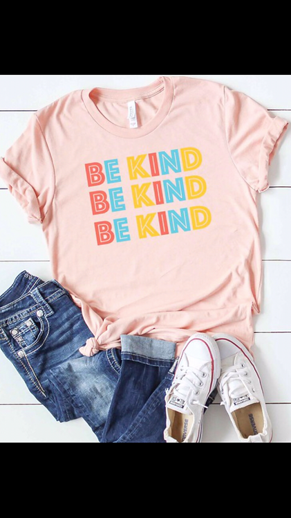 Be Kind Graphic Tee 2