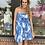 Thumbnail: Tie Dye Strapless Dress