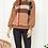 Thumbnail: Plaid Loose Turtleneck Sweater
