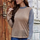 Thumbnail: Lightweight Colorblock Sweater