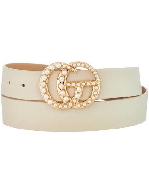 Ivory Pearl GO Belt