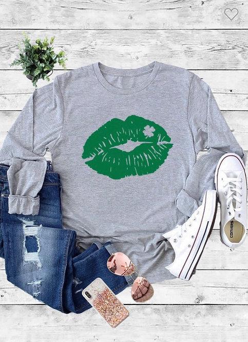 Kiss Clover Long Sleeve
