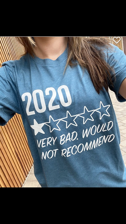 2020 One Star - Teal