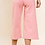 Thumbnail: Cropped Flare Pant - Pink