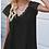 Thumbnail: Black Lace Cap Sleeve