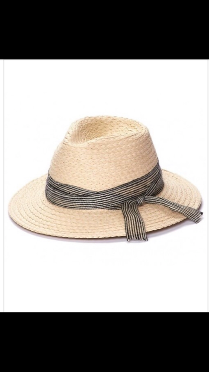 Panama Summer Hat - Taupe