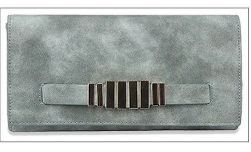 Convertible Clutch / Bag - Sage