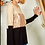 Thumbnail: Sequin Colorblock Long Sleeve