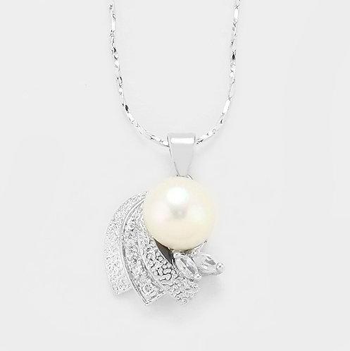Vintage Pearl Pendant
