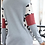 Thumbnail: Leopard Sleeve Sweater Tunic