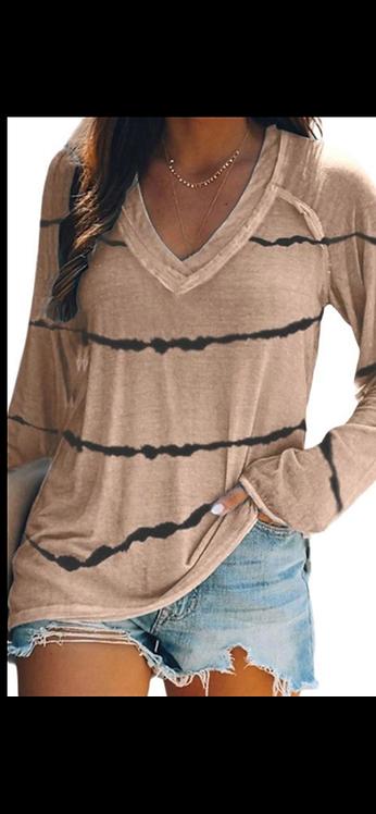 Stripe Long Sleeve