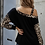Thumbnail: Leopard Open Shoulder Long Sleeve