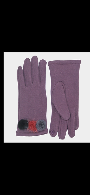 Poof Glove - Purple
