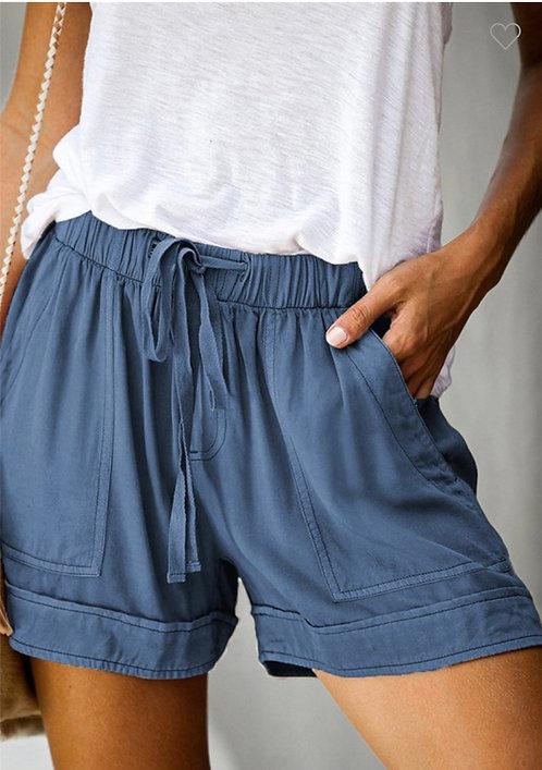 Leisure Summer Short - Blue