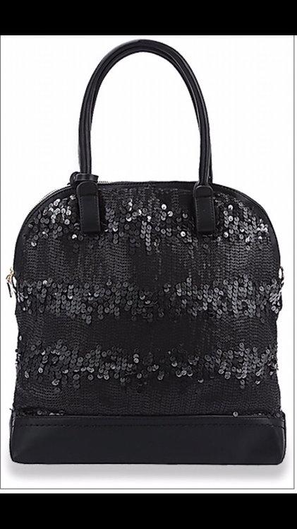 Dazzling Sequin Tote Handbag