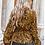 Thumbnail: Leopard Front Tie Blouse