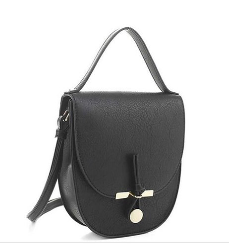 Curved Loop Messenger - Black