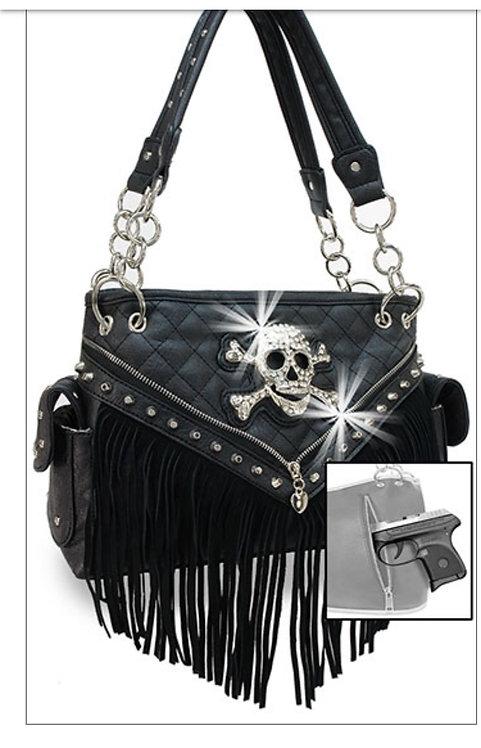 Fringe Skull Conceal & Carry