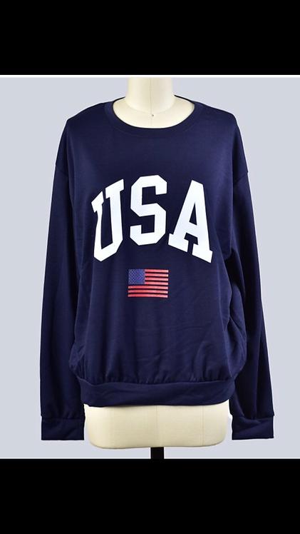 USA Long Sleeve