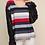 Thumbnail: Black Lace Stripe Long Sleeve