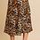 Thumbnail: Leopard Button Skirt
