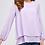 Thumbnail: Lilac Layered Blouse
