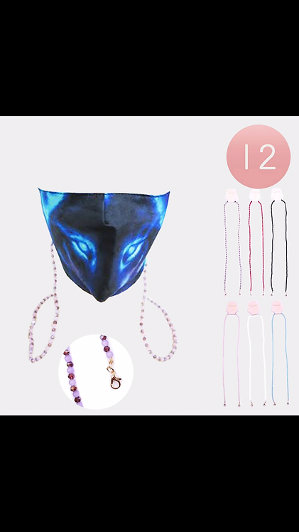 Beaded Mask Chain - Assorted