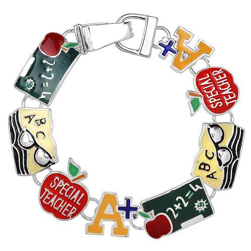 Teacher Magnetic Bracelet