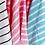 Thumbnail: Stripe Sleeve Tie Dye