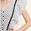 Thumbnail: Button Stripe Sleeveless