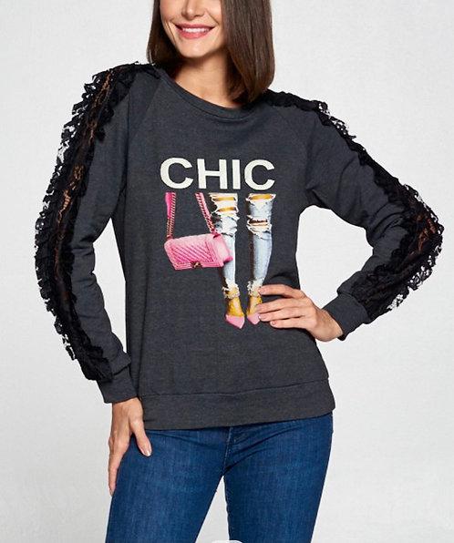 Chic Fashion Pullover