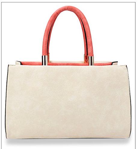 Coral Handle Handbag