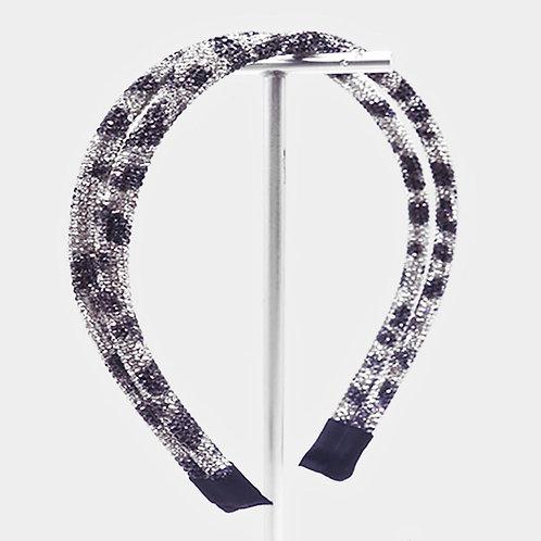 Sparkle Double Headband - Pattern