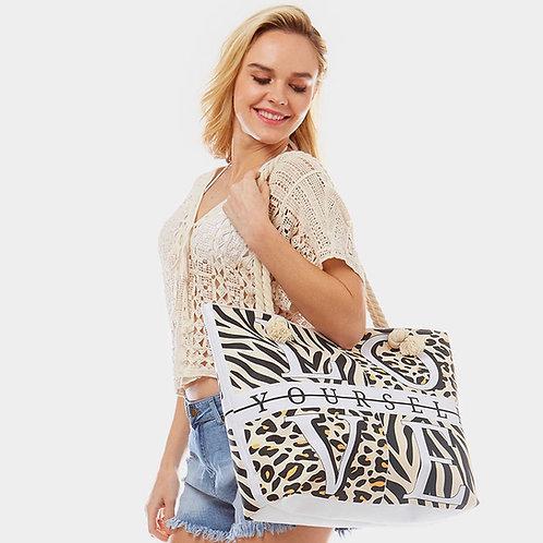 Love Yourself Beach Bag