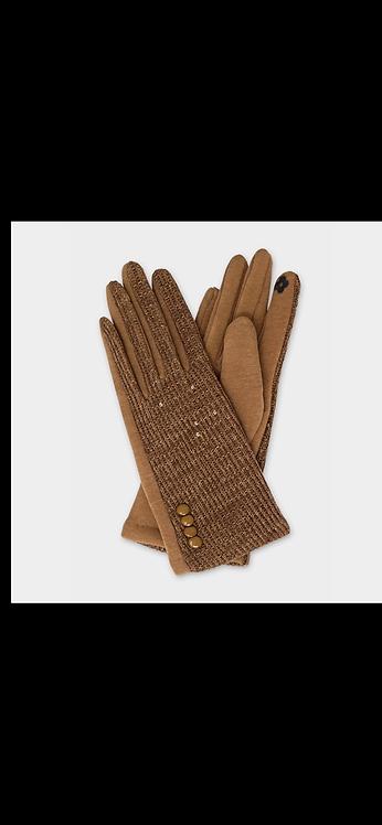 Bronze Sparkle Glove