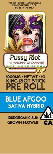 BLUE AFGOO