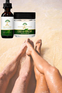 CBD Can Treat Pain. Women, who experience any sort of acute or chronic pain in the bedroom like muscle spasms, fibroids, endometriosis or pelvic floor pain use CBD as an option to have a more pleasurable experience in the bedroom. Topical, whole plant CBD balm can help women experiencing painful sexual intercourse due to vaginal dryness or to irritation at the vaginal opening to have more comfortable and enjoyable sexual experiences.