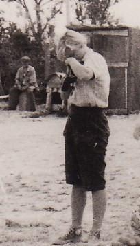 1962 г., крымская практика наш фотограф