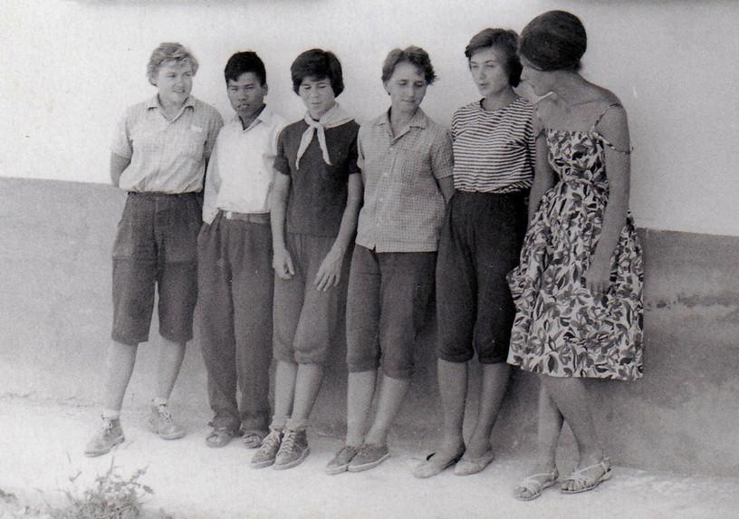 1962 г. Крымская практика, бригада № 3 (