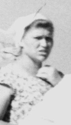 1962 г. Экскурсия в Керчь. Гречишникова