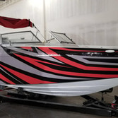 boat vinyl wrap for restoration