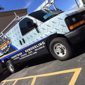 Handyman home services complete work van wrap