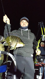 Cold night...Good fish!!!
