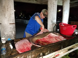 You can eat Stingray?? Why YES YOU CAN!!