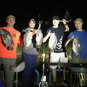 Great night on the waters to these first