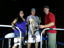 California dreamin for these two with a nice Black Drum