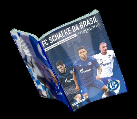 Arte revista 1 Schalke 04 Brasil