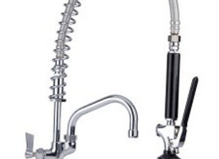 AMERICAN MADE GLOBAL FISHER SHORT ARM PRE RINSE WITH 6 INCH SPOUT LENGTH