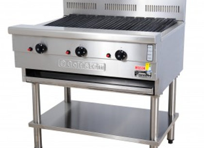 Goldstein heavy duty radiant char grill