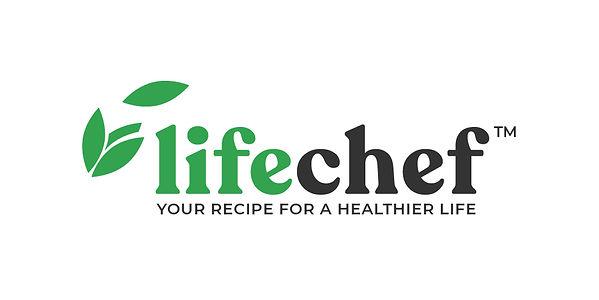 Логотип LifeChef в два цвета